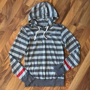 Nike • The Athletic Department Striped Hoodie